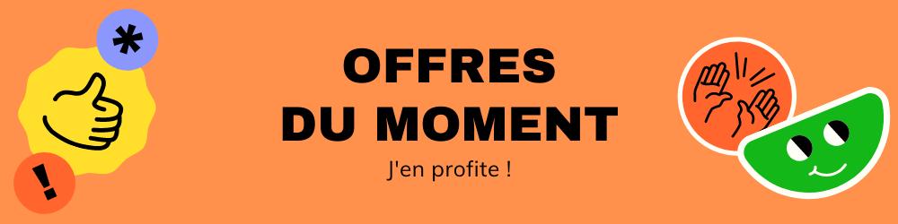 Offres du moment (1)