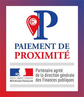logo DGFIP le Calendal tabac Sisteron 04200